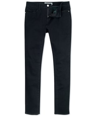 Women's Crew Clothing Skinny Fit Jeans - Blue Black
