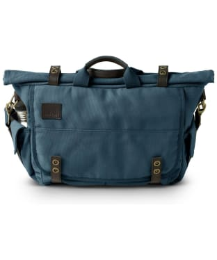Millican Stewart the Courier Bag - Grey Blue