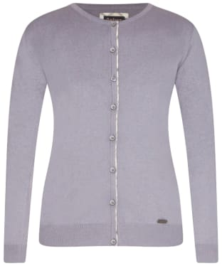 Women's Barbour Hamerley Cardigan - Pewter