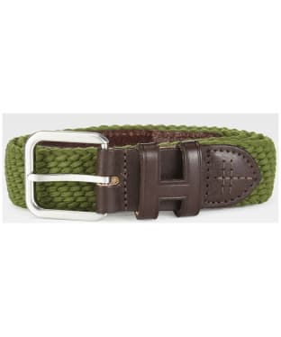 Men's Hackett 32mm Parachute Belt - Green