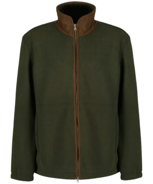 Men's Alan Paine Aylsham Windblock Fleece - Green
