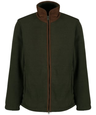 Men's Alan Paine Aylsham Fleece Jacket - Green