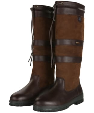Dubarry Galway SlimFit™ Country Boots - Walnut
