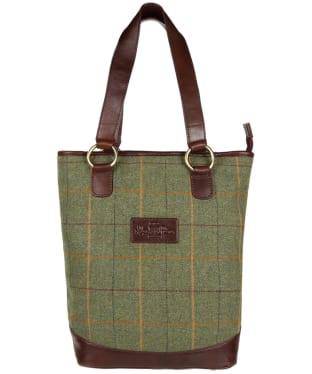 Women's Alan Paine Tote Tweed Bag - Landscape
