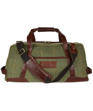 Alan Paine Tweed Travel Bag - Landscape