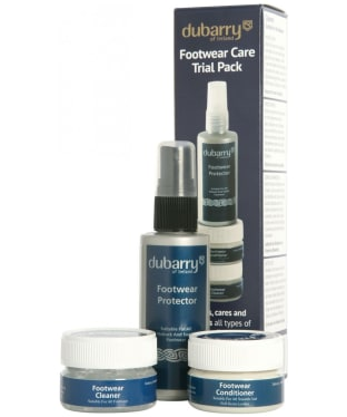 Dubarry Shoe & Boot Footwear Care Trial Pack - No Colour