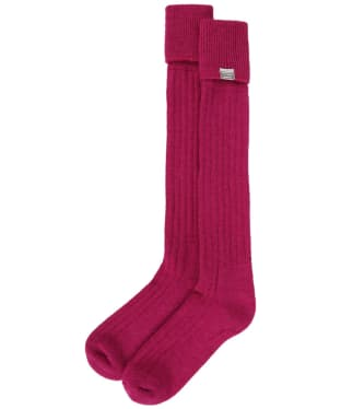 Dubarry Alpaca Socks - Pink