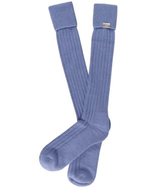Dubarry Alpaca Socks - Sky