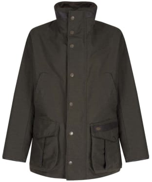 Men's Dubarry Rathmullan Waterproof Jacket - Dark Olive