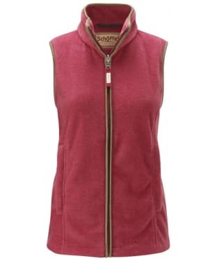 Women's Schoffel Lyndon Fleece - Raspberry