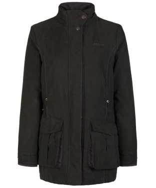 Women's Musto Whisper Waterproof Jacket - Dark Moss