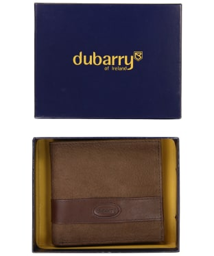 Men's Dubarry Leather Grafton Wallet - Walnut