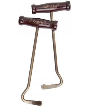 Dubarry Boot Pull Hooks -