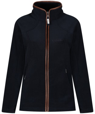 Women's Schoffel Burley Fleece Jacket - Navy