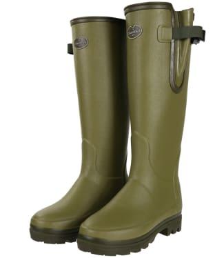 Women's Le Chameau Vierzonord Neo Wellington Boots