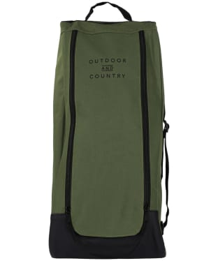 Outdoor and Country Wellington Boot Bag - Green