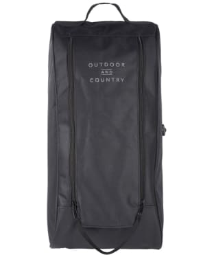Outdoor and Country Wellington Boot Bag - Black