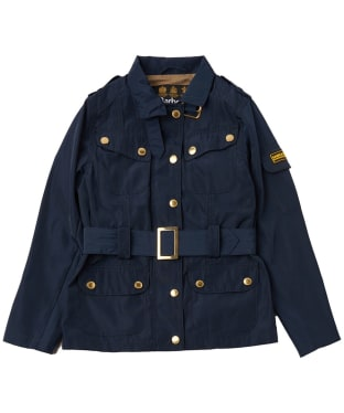 Girl's Barbour International Farleigh Casual Jacket, 10-15yrs