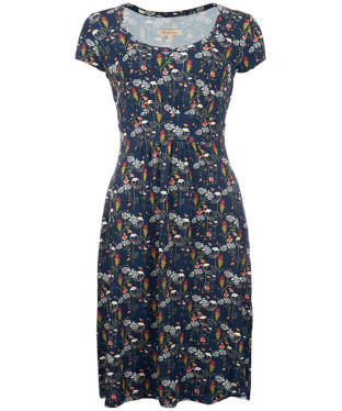 Women's Barbour Wytherstone Dress - Navy