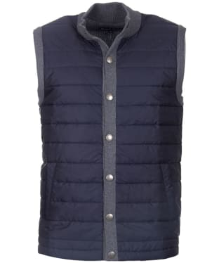 Men's Barbour Essential Gilet - Mid Grey