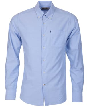 Men's Barbour Oxford 1 Tailored Shirt - Blue