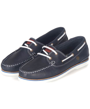 Women's Barbour Bowline Boat Shoes