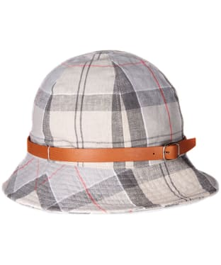 Women's Barbour Tartan Trench Hat - Summer Dress Tartan