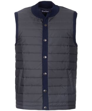 Men's Barbour Essential Gilet - Navy