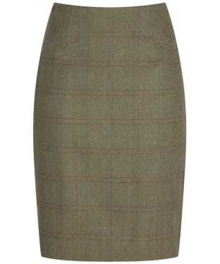 Women's Dubarry Fern Skirt - Connacht Acorn