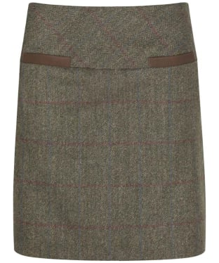 Women's Dubarry Clover Mini Skirt - Moss