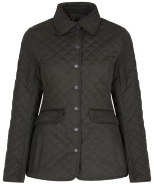 Women's Dubarry Shaw Quilted Jacket - Verdi Gris