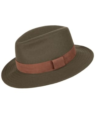 Women's Dubarry Rathowen Hat - Olive