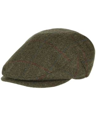 Dubarry Holly Tweed Cap - Moss