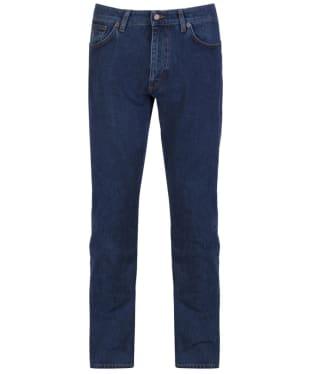 Men's GANT Tyler Comfort Jeans - Mid Blue