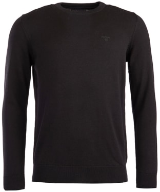 Men's Barbour Pima Cotton Crew Neck Sweater