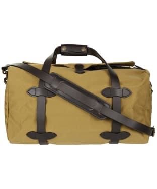 Filson Small Duffle Bag - Dark Tan