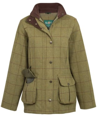 Women's Alan Paine Rutland Field Coat - Lichen