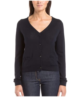 Women's Aigle Adara Cardigan - Midnight