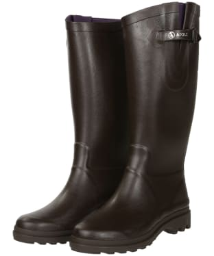 Women's Aigle Aiglentine® Wellingtons - Brown