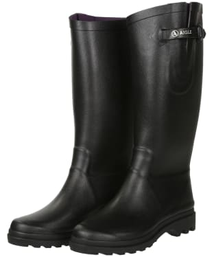 Women's Aigle Aiglentine® Wellingtons - Black