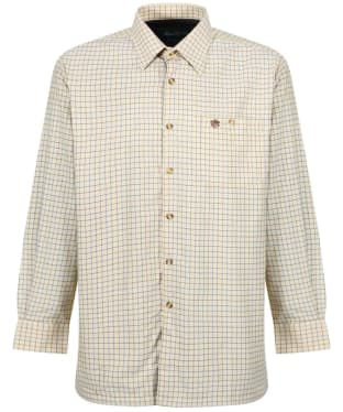 Men's Alan Paine Bury Fleece Lined Shirt - Gold