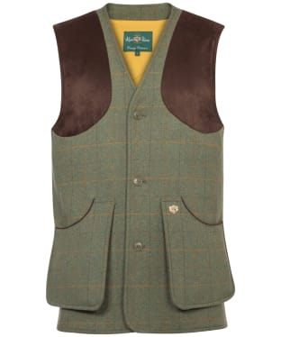 Men's Alan Paine Combrook Shooting Waistcoat - Lovat