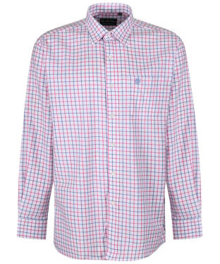 Men's Alan Paine Ilkley Shirt - Blue / Pink