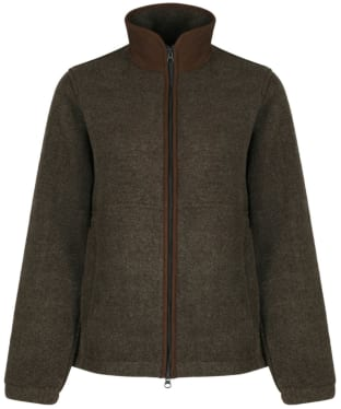 Women's Alan Paine Aylsham Fleece - Brown