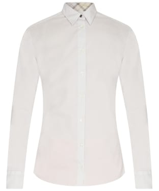 Women's Barbour Creran Shirt - Green Lily