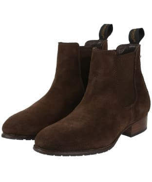 Women's Dubarry Cork Boots - Cigar