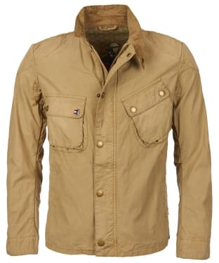 Men's Barbour Steve McQueen Washed 9665 Jacket