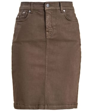 Women's Barbour Essential Skirt - Olive