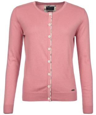 Women's Barbour Hamerley Cardigan - Vintage Rose