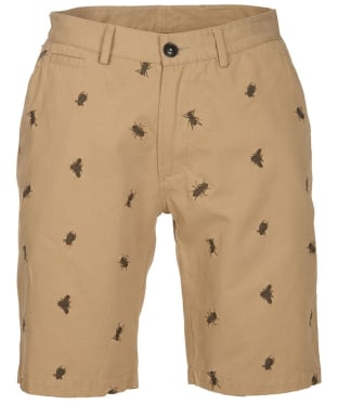 Men's Barbour Beetle Shorts - Stone